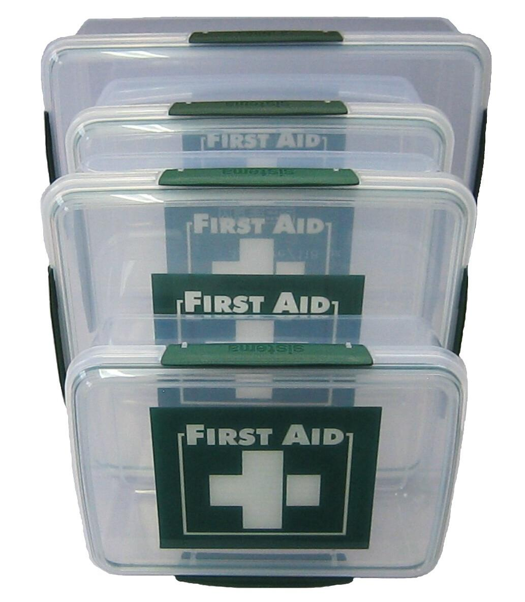 First Aid Containers Industrial First Aid Supplies
