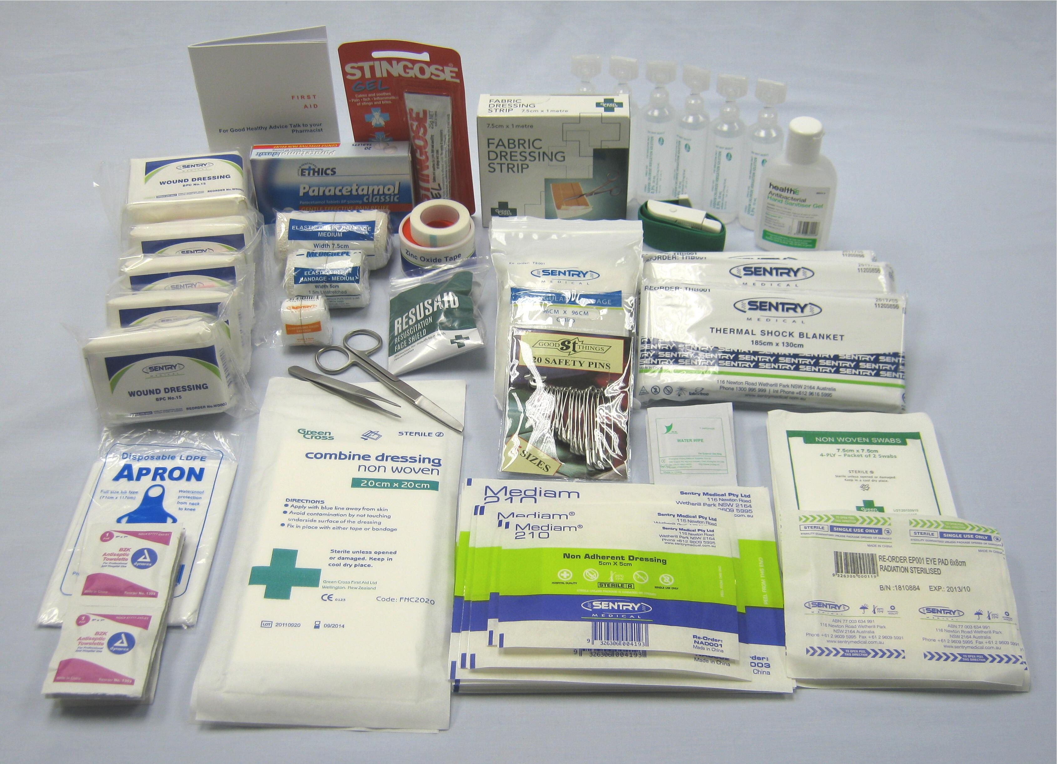 Forestry Industrial First Aid Supplies